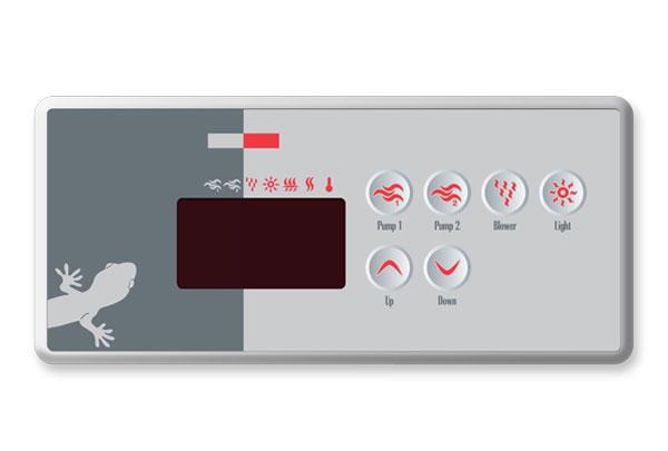 Gecko Depot: Spa Keypads