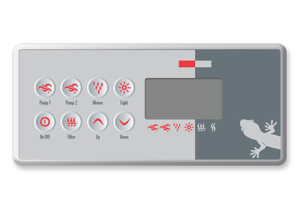gecko depot spa keypads rh geckodepot com Sunrise Spas 2012 sunrise spas manual